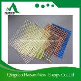 Malha de fibra de vidro resistente a alcalinos de 170GSM de 160GSM para fora da parede