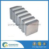 De sterke Magneten van het Neodymium van NdFeB van het Blok voor de Deur van de Douche N45