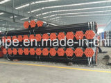 API 5L ASTM A106/A53 GR. Tubo sin soldadura del acero de carbón de B/ventas superiores
