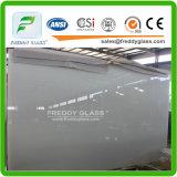 6mm die schwarze Farbe strich Glas des Glas-/Lack/lackiertes Glas an