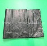 Grands sacs en plastique recyclables de détritus/ordures/déchets, HDPE/LDPE