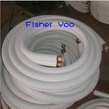 Tubo di alluminio di rame del collegamento di HVAC