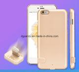 2016 nueva llegada caja móvil del cargador de emergencia cubierta del teléfono para el iPhone 6