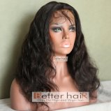 Upscale Lace Wig Fornecedor Qingdao Melhor Cabelo Body Wave Full Lace Wig