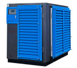 L'énergie d'alimentation CA de l'enregistrement Twin Rotor compresseur à air rotatif à vis