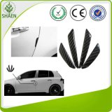 Autoadesivi neri di barriera di protezione del portello laterale dell'automobile
