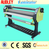 세륨 160cm를 가진 Audley Adl 1600h1 Hot Cold Roll Laminator