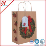 Christmas HolidayのためのギフトPaper Bags
