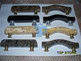 목욕탕 가구를 위한 손에 의하여 새겨지는 독립 구조로 서있는 주춧대 화강암 또는 대리석 돌 욕조