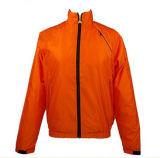 Tecidos de luz exterior à prova Softshell jaqueta de golfe