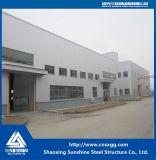 작업장을%s 가벼운 강철 프레임 Prefabricated 건물
