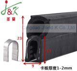 EPDM Gummidichtungs-Profile für Automobil