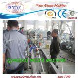 PVC Edge Band Extrusion Machine Line do plástico com Online Printer