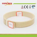 MDF/Plywood Baordの家具のための木製の穀物PVC端バンディング