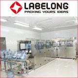 5 Gallone Barreled Flaschen-reine Wasser-Produktions-Maschine