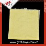 Ткань тэкса белого и желтого хлопка высокого качества слипчивая для внимательности автомобиля