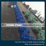 La manutention des boues à haute efficacité de la pompe à lisier HS Type centrifuge