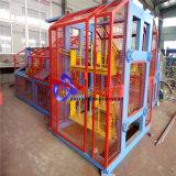 Haustier-Seil-Einzelheizfaden-Verdrängung-Maschine und Flechtmaschine/Verdrehen der Maschine