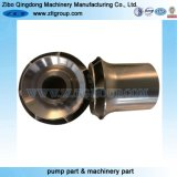 投資鋳造(CD4MCuN)によるステンレス鋼ポンプインペラー