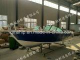 yacht di alluminio di pesca di svago del rifornimento della fabbrica di 18FT 5.65m