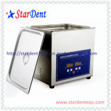 Dental Equipment 10L de acero inoxidable Digital Tabletop Ultrasonic Cleaner
