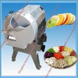 China-Lieferanten-Kartoffel-Karotte-würfelnde zerreißende Maschine