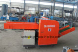 Reciclaje de residuos de fibra automática ropa Esponja máquina de corte Sbj800