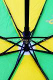 Automatisches Digital-Drucken kundenspezifischer faltbarer Regenschirm für Reklameanzeige (FU-3821BFA)