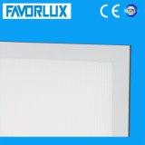 Indicatore luminoso ultra sottile quadrato del comitato LED del professionista 300*1200mm della Cina