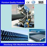 HDPE sehr große Durchmesser-Hohlheit-Wand-Spirale-Rohr-Strangpresßling-Maschinen-Zeile