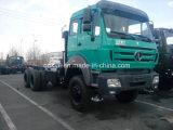 Vendita calda del camion del camion del camion del carico di Beiben Ng80 6X4