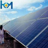 Utilisation du panneau solaire 3,2 mm Trempé Ar-Coating ultra clair Verre solaire