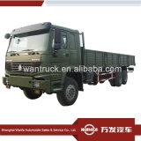 Carro del camión de Sinotruk HOWO 6X6 371HP Zz1257n4647
