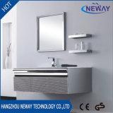 Cabinet de toilette pour salle de bain en acier inoxydable