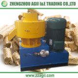 Agricultralの不用な生物量の燃料の縦のリングは木製のペレタイザー機械を停止する
