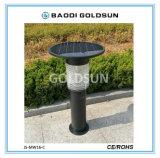Lâmpada solar do assassino do mosquito de choque eléctrico do fabricante de China
