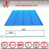 Farben-überzogener Dach-Blatt-Preis pro Blatt