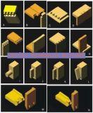 De Machine Hand Enige HoofdTenoner van de houtbewerking voor het Maken van de Staven van de Rek