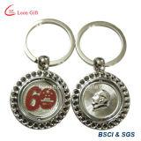 Craft Gift Vintage Souvenir Coin Key Chain pour cadeau