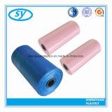 Пластичный устранимый мешок отброса LDPE HDPE