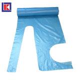 중국 제조자 LDPE 롤에 처분할 수 있는 플라스틱 PE 앞치마