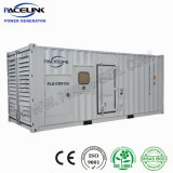 Internal Automatic負荷バンクとの750kVA Cummins Powered Containerized Diesel Genset