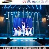 Location de la publicité pleine couleur Affichage LED avec panneau P3.91