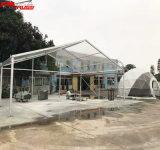 20X40m großes transparentes Festzelt-Zelt für im Freien Hochzeit und Partei