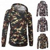 Le Camouflage de Polyester de gros culturel Hoodies