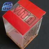 包装のギフト用の箱の閉鎖チョコレートゆとりPVC Windowsキャンデーボックス