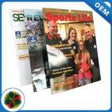 Haute qualité à faible coût personnalisé Papier brillant format A4 Magazine bon marché de l'impression