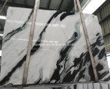 Bianco Polished Carrara/Statuario/marmo bianco dell'Orientale/Thassos/Arabescato/Calacatta/Crystal/Panda per la lastra/mattonelle di pavimento/Tabella/controsoffitto/stanza da bagno/pavimentazione