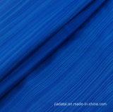 Fils de polyester Lycra Dye Tissu gris melange couleur pour chemise