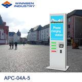 """Écran LCD 42"""" station de chargeur de téléphone mobile APC-04A-5 pour le Restaurant"""